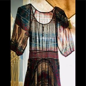 Twelfth Street by Cynthia Vincent Dresses - 🆕Twelfth Street By Cynthia Vincent Silk Dress